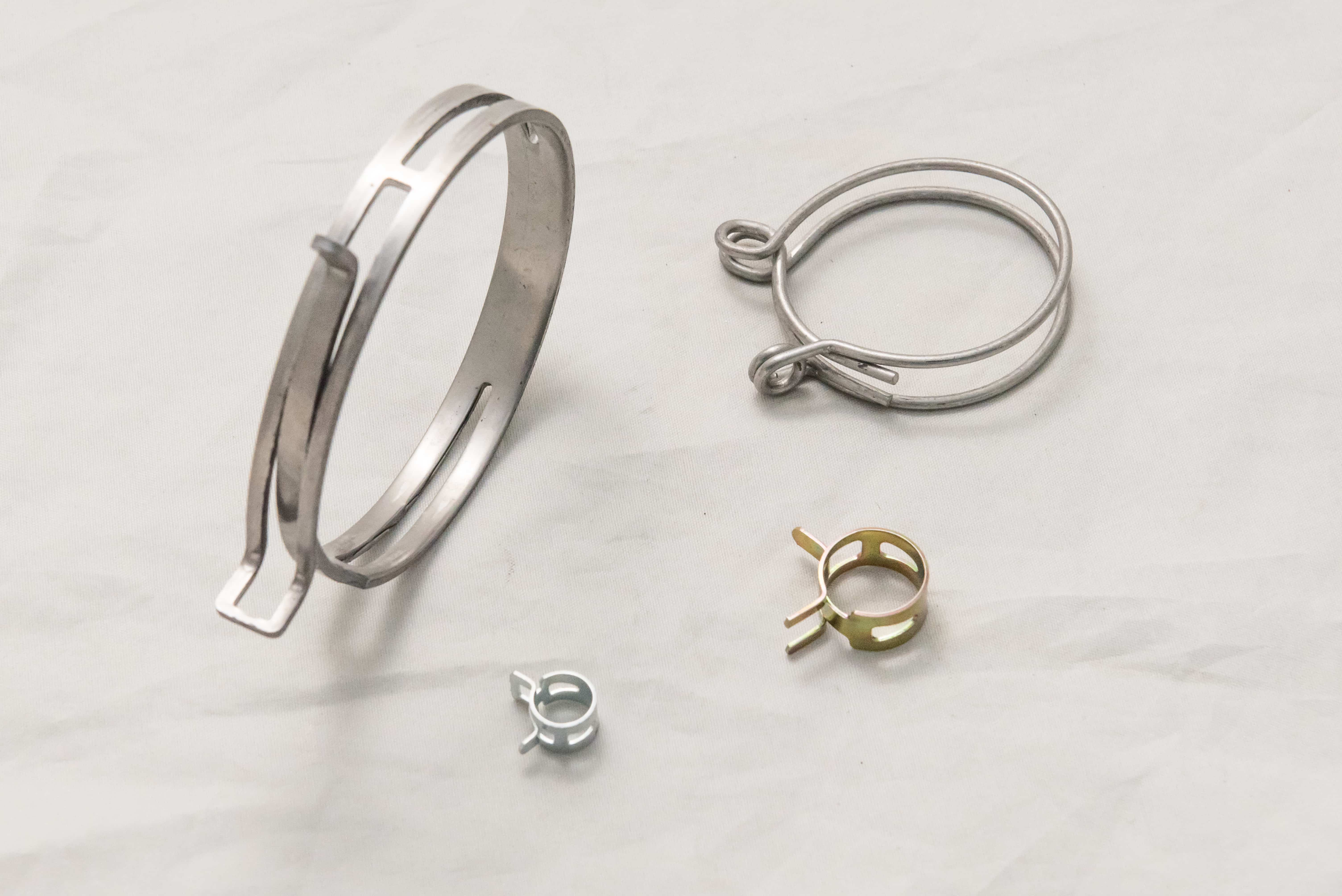 扣環、水管束環 2