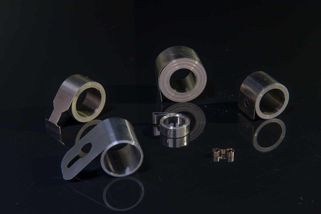 定力彈簧、渦捲彈簧、碳刷彈簧 4